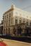 Place Royale 4, rue de Namur 1. Portiques et façades des immeubles bordant la place Royale, façade d'angle et façade arrière rue de la Régence 2, 1987