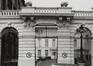 place Royale 11-12. Portiques et façades des immeubles bordant la place Royale, portique nord, 1980