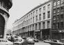 rue Royale 72. Anc. Hôtel de Lannoy, anc. Hôtel de Ligne, façades rue des Colonies 37-51, 1980