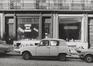 Rue Watteeu 7-15, détail devanture, 1980