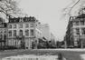 Park van Brussel, ingang Hertogstraat, 1987