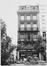 Anspachlaan 160, hoek Bijstandsstraat 1-3. Apotheek van den Bijstand, 1983