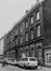 rue Blaes 91-93 (voir rue Saint-Ghislain 42-46). Ancien Couvent Saint-Augustin des Sœurs Noires d'Afrique. Maison de repos Sainte-Monique., 1980