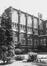 rue Blaes 91-93. Ancien Couvent Saint-Augustin des Sœurs Noires d'Afrique. Maison de repos Sainte-Monique, façade côté jardin., 1980