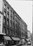 rue Blaes 101-119, angle rue Saint-Ghislain 31 à 45., 1980