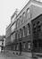 rue Blaes 174-198. Cité HellemansLes Anciennes Habitations, rue des Charpentiers, crèche Princesse Joséphine., 1980