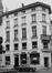 rue des Chapeliers 9, angle rue des Brasseurs, 1980