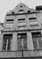 rue des Chapeliers 22-24, détail étages., 1980
