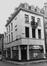 Hoedenmakersstraat 27, hoek Violetstraat., 1980