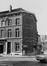 place de la Chapelle 4-5, angle rue de la Chapelle., 1980