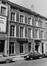 place de la Chapelle 4-5, façade n° 5., 1980