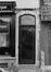 place de la Chapelle 16, détail porte., 1980