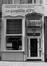 rue de la Colline 7. Ensemble de maisons traditionnelles rue de la Colline 5-17, détail rez, 1981