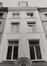 rue des Éperonniers 2, 4, détail étages n°4., 1980