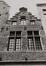 rue des Éperonniers 7-11. Galerie Agora, détail étages façade écran n° 7., 1980
