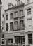 rue des Éperonniers 45, 47. Ensemble de maisons traditionnelles et ancienne impasse du Duc de Savoie, 1980