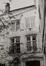 rue des Éperonniers 59. Ensemble de maisons traditionnelles et ancienne impasse du Duc de Savoie, impasse du duc de Savoie., 1980