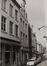 rue des Éperonniers 71-73. Ensemble de maisons traditionnelles et ancienne impasse du Duc de Savoie, 1980