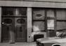 rue des Fleuristes 14 à 22, détail rez n° 18-20., 1980