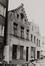 Rue de la Gouttière 19, 15, 17, angle rue du Jardin des Olives. Ensemble de maisons traditionnelles, 1980