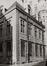 Grand-Place. Hôtel de Ville, façade rue Charles Buls, angle rue de l'Amigo, 1980