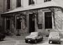 Grand-Place. Hôtel de Ville, cour intérieure, marquise, 1981