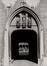 Grand-Place. Hôtel de Ville, cour intérieure, détail porche, 1981