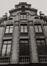 Lievevrouwbroersstraat 16-18. Voormalig hotel Roest D'Alkemade, detail verdiepen., 1980
