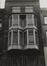 rue du Lombard 10, détail étages, 1980