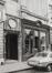 rue de la Madeleine 29 et 31. Maison double traditionnelle, détail rez., 1980