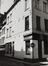rue du Marché au Charbon 73-75, angle rue de Bon-Secours. Maison traditionnelle, 1983