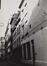 rue du Marché au Charbon 73-75, angle rue de Bon-Secours. Maison traditionnelle, 1984