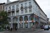 Lemonnier 126-128-130 (boulevard Maurice)<br>van der Weyden 2 (rue Roger)