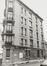 boulevard du Midi 134 et 135, angle rue des Ménages, 1980