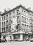 rue du Midi 62, 64, angle rue du Lombard 19 à 23., 1980