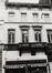 Rue du Midi 65, détail étages, 1979