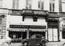 Rue du Midi 65, détail rez-de-chaussée, 1979