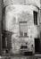 Rue du Midi 144. Académie Royale des Beaux-Arts, cage d'escalier vue extérieure, 1985