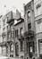 rue de Nancy 6-8. Anciens atelier et maison du peintre Cortvriendt, 1980
