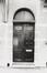 rue de Nancy 6-8. Anciens atelier et maison du peintre Cortvriendt, détail porte n° 6, [s.d.]