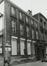 Rue du Poinçon 21, angle rue Philippe de Champagne. Ancien Hôtel d'Ittre. Ancien Hôtel van der Dilft, 1980