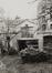 rue Saint-Ghislain 19-23. Caisse publique de Crédit, anc. Mont de Piété. Intérieur d'îlot., [s.d.]