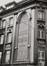 Sallaertstraat 1-5, detail sgraffito., 1986