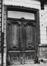 Stalingradlaan 60, detail deur, 1985