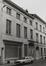 rue des Tanneurs 59, ancien Refuge de l'abbaye bénédictine de Gembloux., 1980