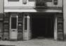 Rue Terre-Neuve 15-15A, détail rez-de-chaussée, 1980