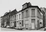 Rue Terre-Neuve 139 à 145, angle rue de la Fontaine 49, 1987