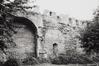 Rue de Villers. Vestiges d'une tour de Villers et d'une partie du mur de la première enceinte de Bruxelles, [s.d.]