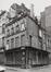 rue de la Violette 27, angle rue des Chapeliers, 1980