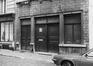 rue d' Alost 8-10, détail, 1979